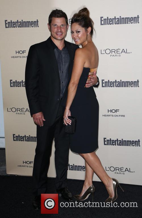 Nick Lachey and Vanessa Lachey 3