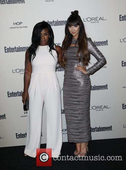 Uzo Aduba and Jackie Cruz 3
