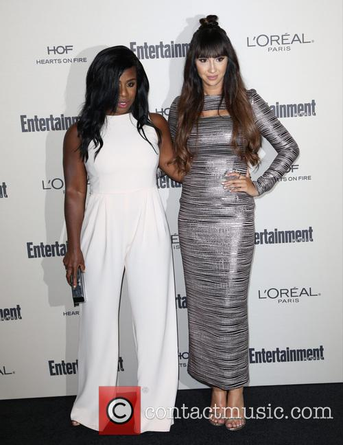 Uzo Aduba and Jackie Cruz 1