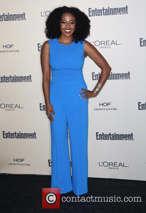 Entertainment Weekly and Jerrika Hinton 2