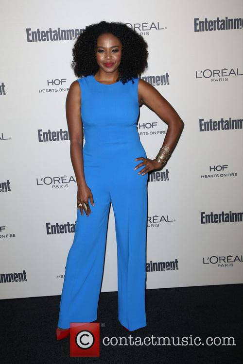 Entertainment Weekly and Jerrika Hinton 3