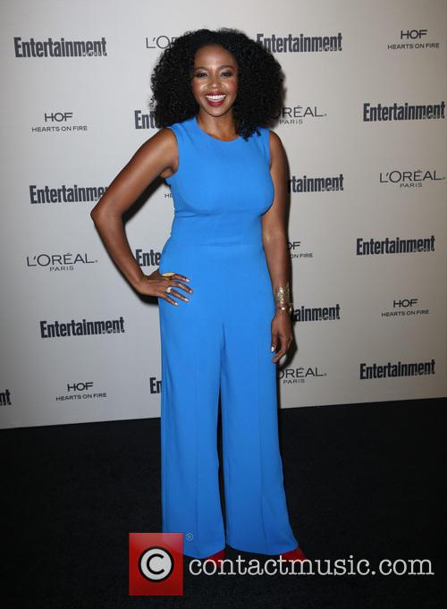 Entertainment Weekly and Jerrika Hinton 1