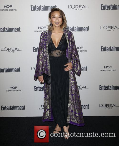 Entertainment Weekly and Jeannie Mai 3
