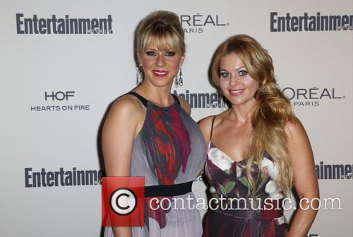 Jodie Sweetin and Candace Cameron-bure 1