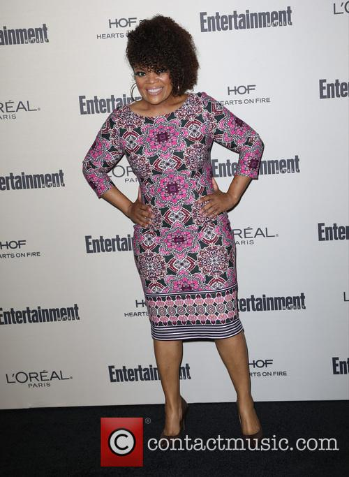 Nicole Brown and Entertainment Weekly 2