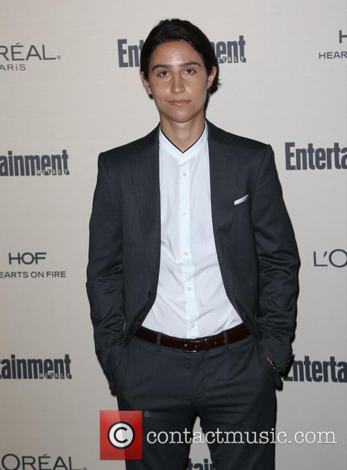 Entertainment Weekly and Lorenzo James Henrie