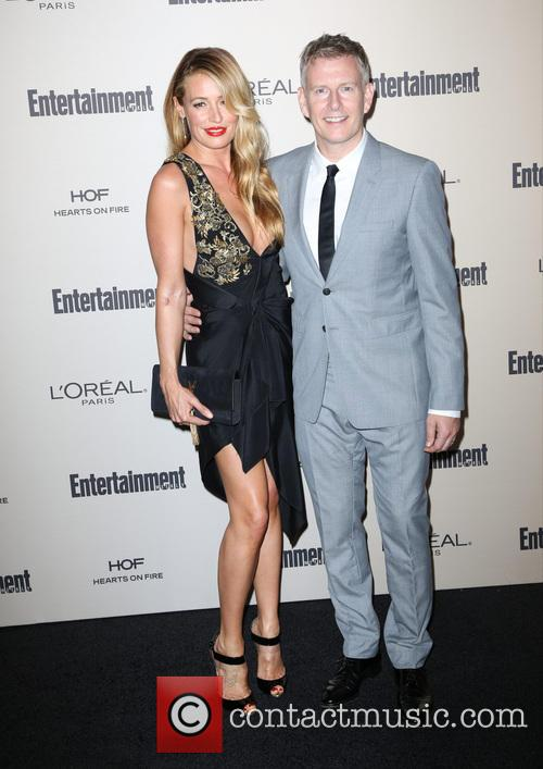 Cat Deeley and Guest 1