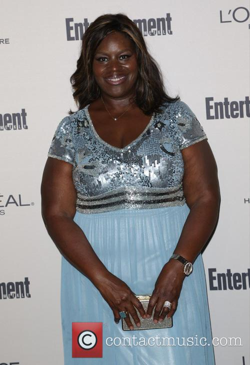Entertainment Weekly and Retta 2