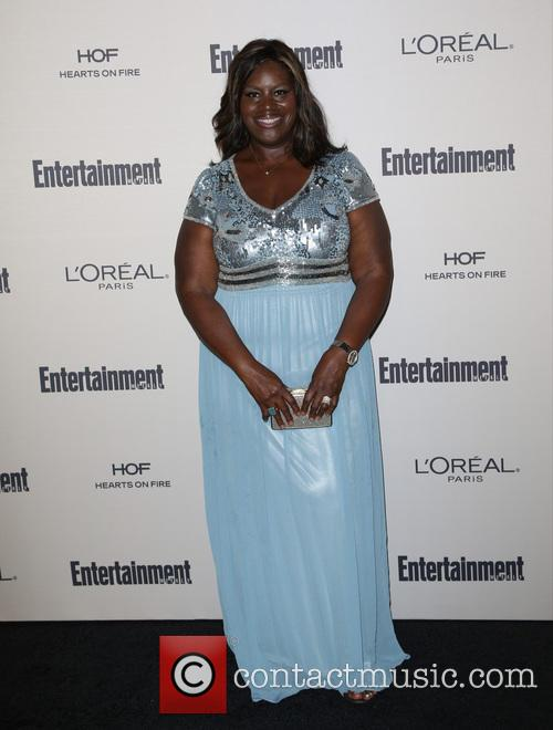 Entertainment Weekly and Retta 1