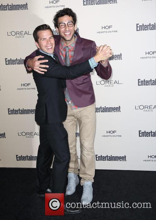 Entertainment Weekly and Guests 1