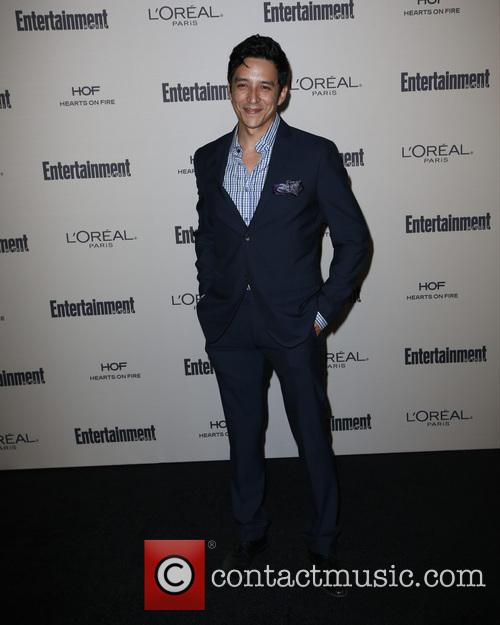 Entertainment Weekly and Gabriel Luna 2