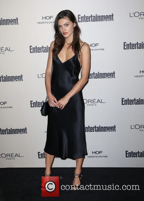 Entertainment Weekly and Guest 1