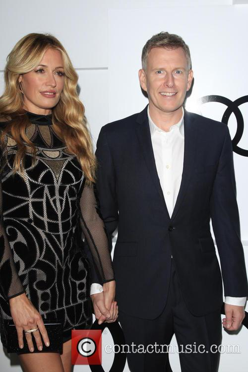 Cat Deeley and Patrick Kielty 1