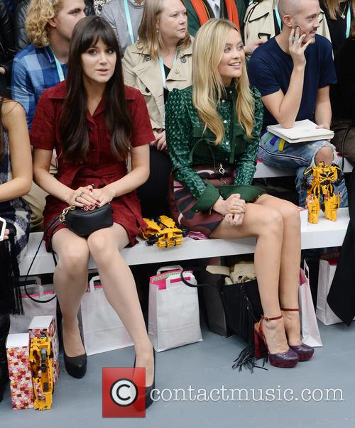 Laura Whitmore and Lilah Parson 2