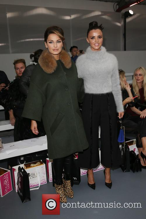 Sam Faiers and Lucy Mecklenburgh 5