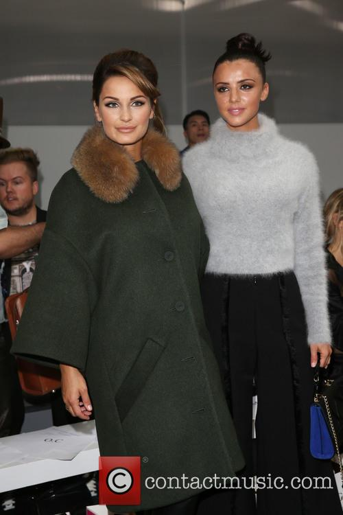 Sam Faiers and Lucy Mecklenburgh 6