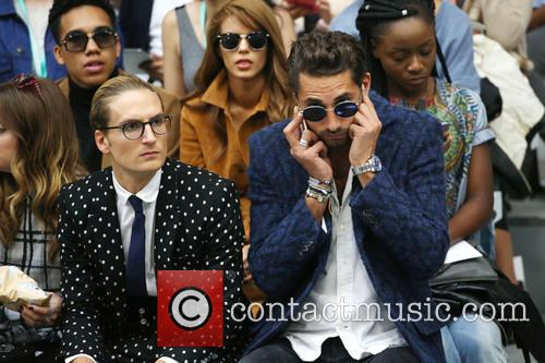 Oliver Proudlock and Hugo Taylor 2