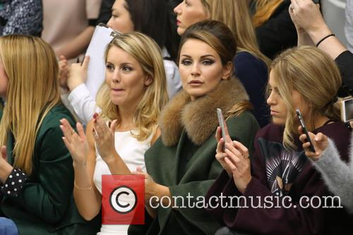 Caggie Dunlop and Sam Faiers 1