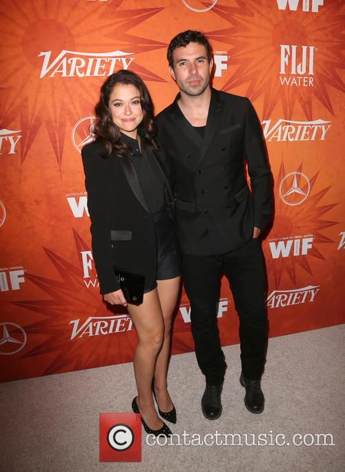 Tatiana Maslany and Tom Cullen 2