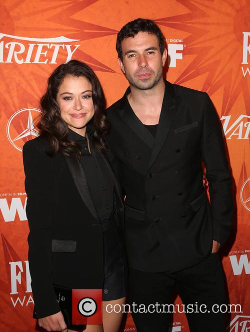 Tatiana Maslany and Tom Cullen 5