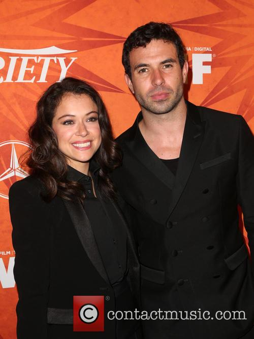 Tatiana Maslany and Tom Cullen 6