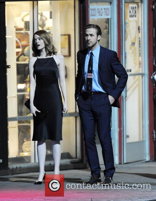 Emma Stone and Ryan Gosling 3
