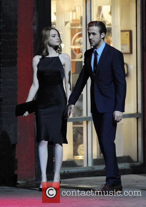Emma Stone and Ryan Gosling 5