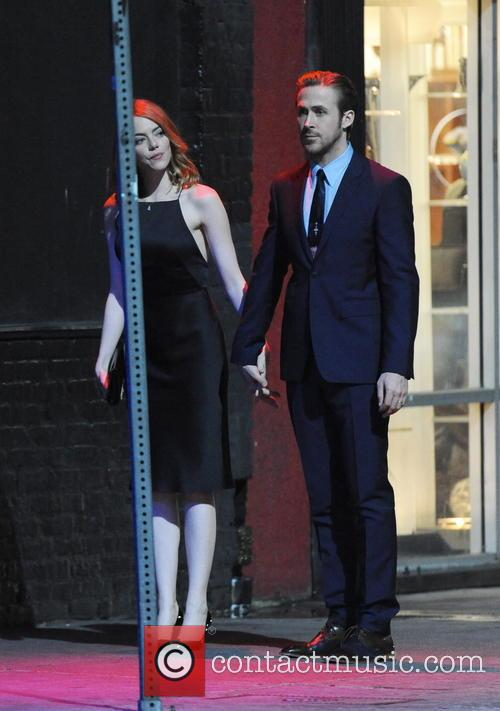 Emma Stone and Ryan Gosling 6