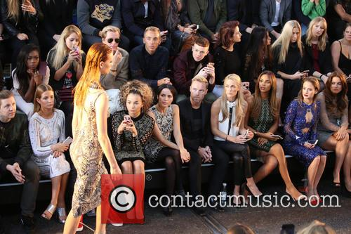 Professor Green, Millie Mackintosh, Ella Eyre, Lewi Morgan, Ronan Keating, Storm Uechtritz, Rochelle Humes, Andrea Corr, Rosie Fortescue and Binky Felstead 1