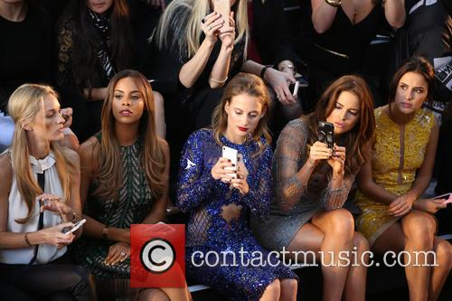 Rochelle Humes, Rosie Fortescue, Binky Felstead and Lucy Watson 4