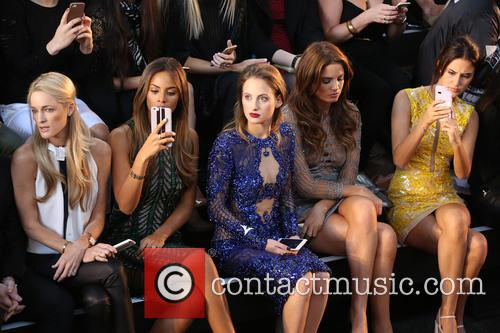 Rochelle Humes, Rosie Fortescue, Binky Felstead and Lucy Watson 5