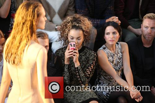 Ella Eyre and Andrea Corr 1