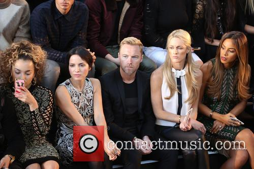 Ella Eyre, Ronan Keating, Storm Uechtritz, Rochelle Humes and Andrea Corr 1