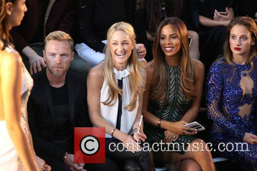 Ronan Keating, Storm Uechtritz, Rochelle Humes and Rosie Fortescue 3