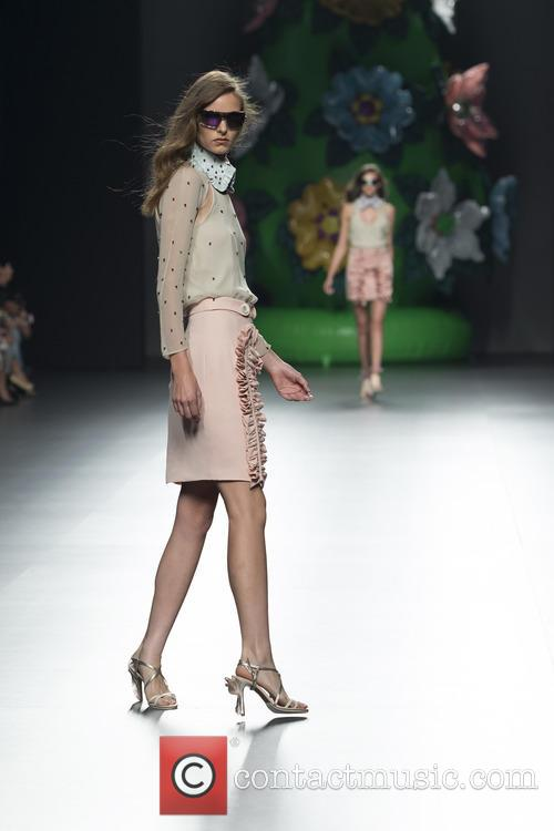 Madrid Fashion Week Spring, Summer, Ana Locking and Catwalk 2