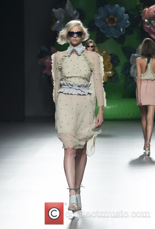 Madrid Fashion Week Spring, Summer, Ana Locking and Catwalk 4