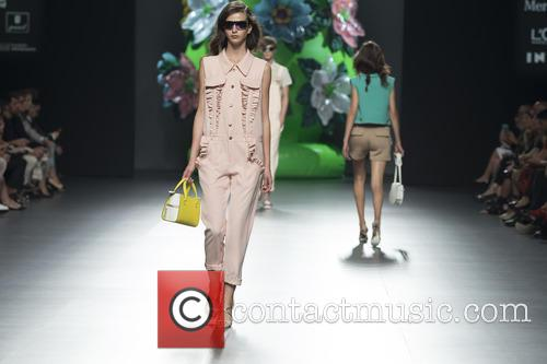 Madrid Fashion Week Spring, Summer, Ana Locking and Catwalk 5