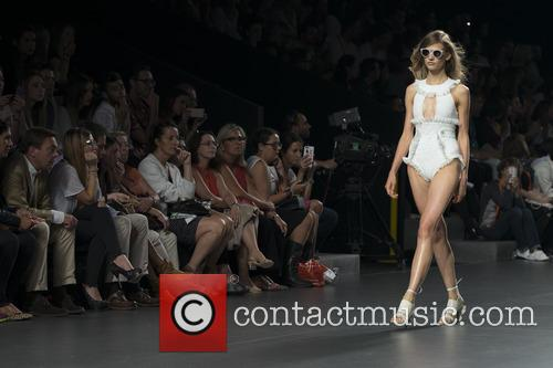 Madrid Fashion Week Spring, Summer, Ana Locking and Catwalk 6