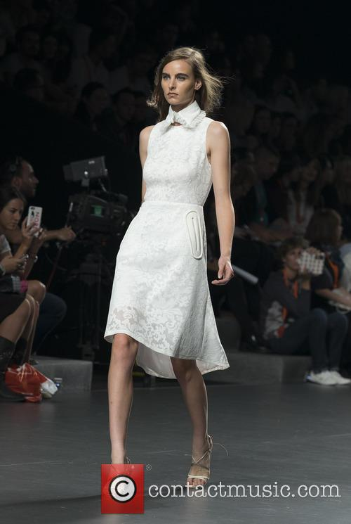 Madrid Fashion Week Spring, Summer, Ana Locking and Catwalk 8