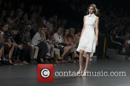 Madrid Fashion Week Spring, Summer, Ana Locking and Catwalk 9