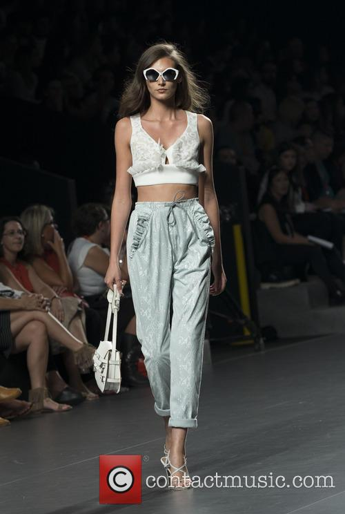 Madrid Fashion Week Spring, Summer, Ana Locking and Catwalk 10
