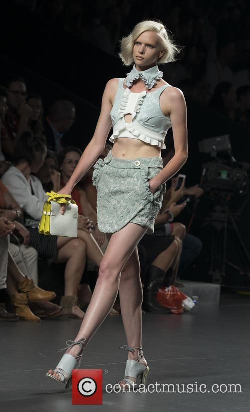 Madrid Fashion Week Spring, Summer, Ana Locking and Catwalk 11