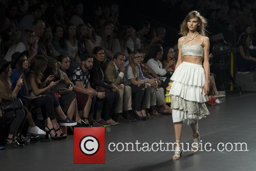 Madrid Fashion Week Spring/Summer 2016 - Ana Locking...