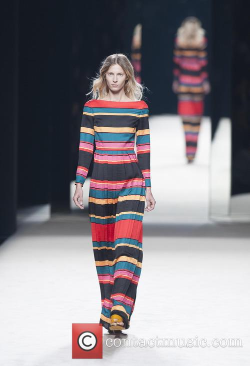 Madrid Fashion Week Spring, Summer, Juanjo Oliva and Catwalk 2