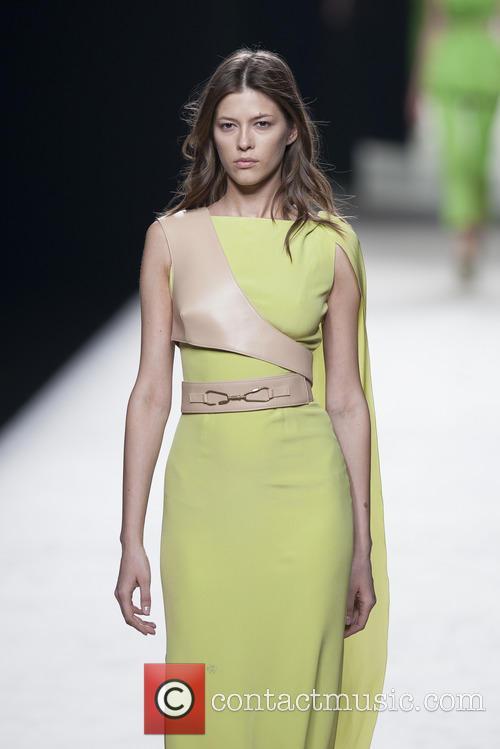 Madrid Fashion Week Spring, Summer, Juanjo Oliva and Catwalk 5