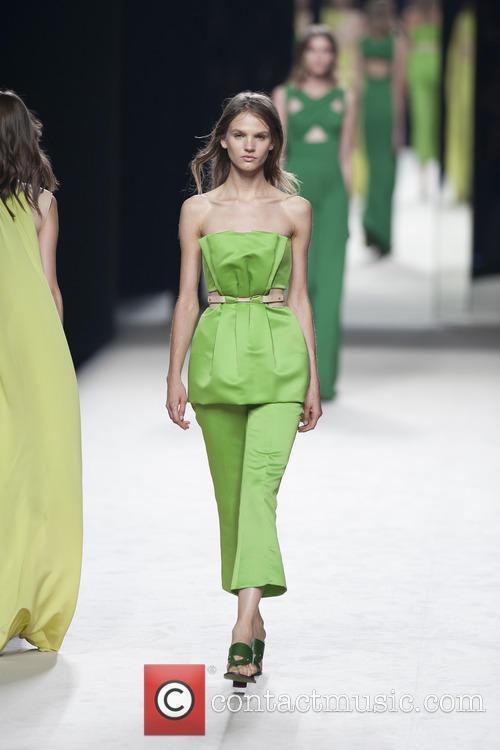 Madrid Fashion Week Spring, Summer, Juanjo Oliva and Catwalk 6