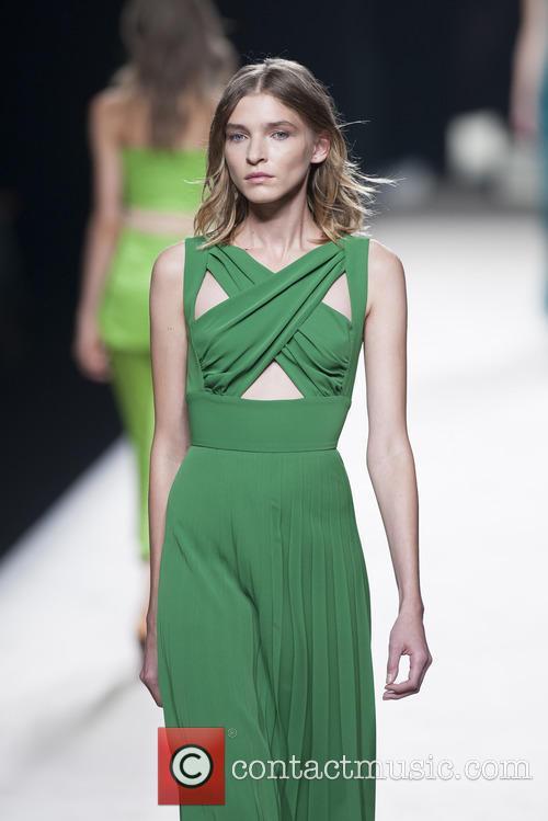 Madrid Fashion Week Spring, Summer, Juanjo Oliva and Catwalk 7