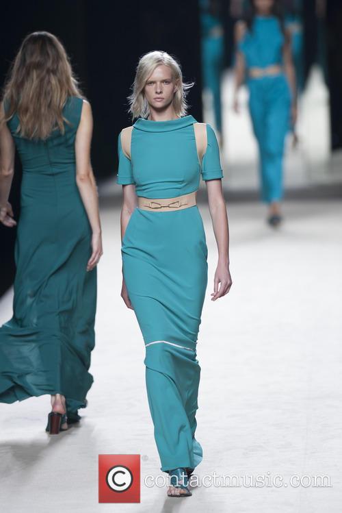 Madrid Fashion Week Spring, Summer, Juanjo Oliva and Catwalk 8