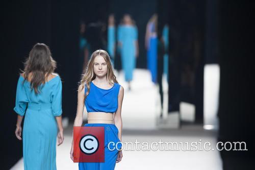Madrid Fashion Week Spring, Summer, Juanjo Oliva and Catwalk 9