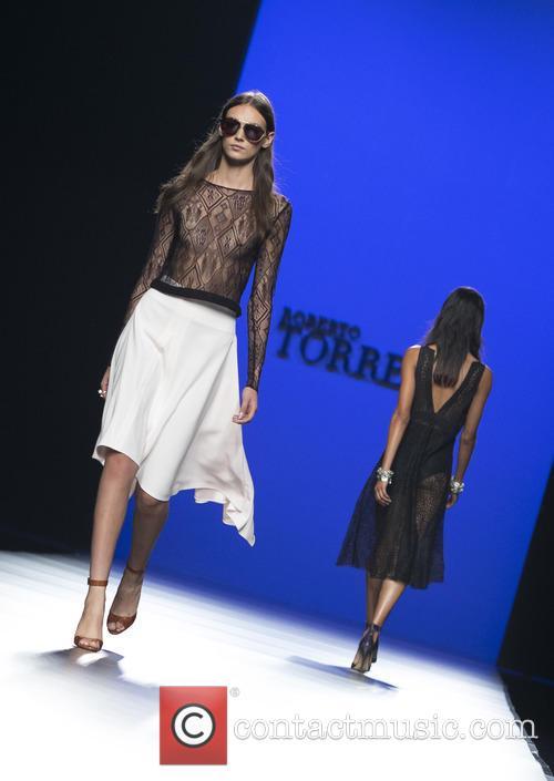 Madrid Fashion Week Spring, Summer, Roberto Torretta and Catwalk 4